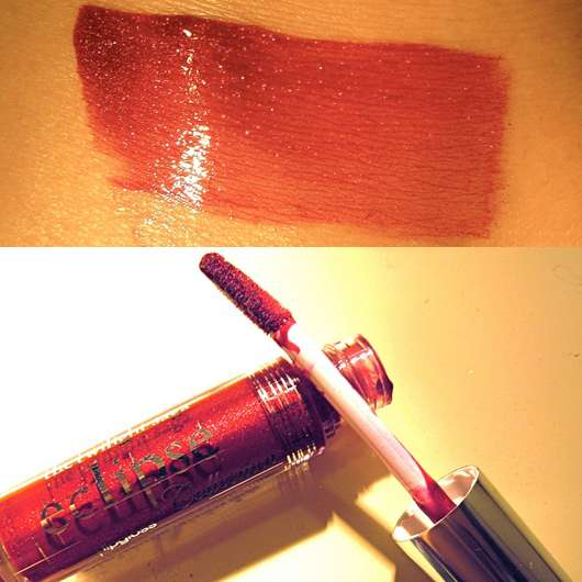 essence eclipse collection lipgloss, Farbe: 01 Lunch at Cullen's