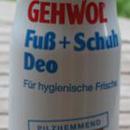 GEHWOL Fuß + Schuh Deo