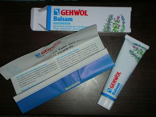 GEHWOL Fußbalsam normale Haut