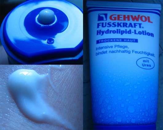 GEHWOL Fusskraft Hydrolipid-Lotion