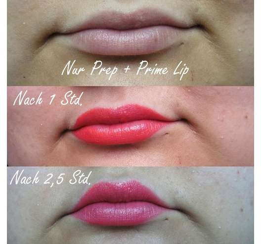 Test - Lip Base - MAC Prep + Prime Lip – Testbericht von ...
