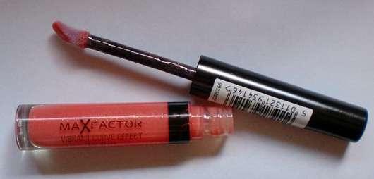 Max Factor Vibrant Curve Effect Lipgloss, Farbe: Vibrant