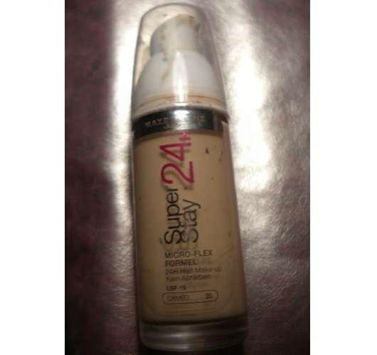 Maybelline Jade Super Stay 24h (Micro-Flex Formel 24 h Halt Make-up)