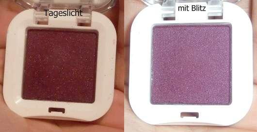 MNY Lidschatten, Farbnr.: 510 (neues Sortiment, sattes mattes Violett)