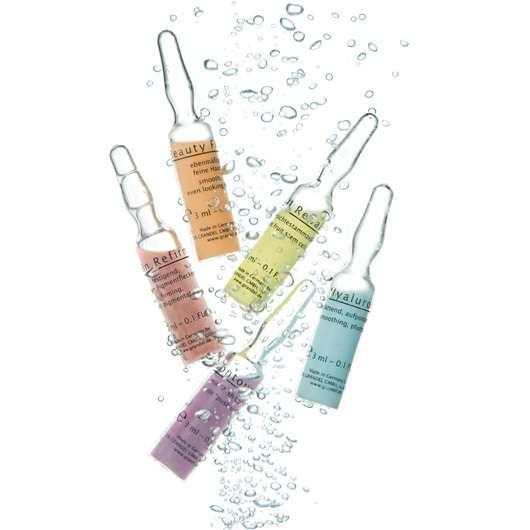Neue Wirkstoffampullen – Schnelle Schönmacher von Dr. Grandel