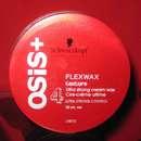 Schwarzkopf Professional OSIS+ Flexwax texture