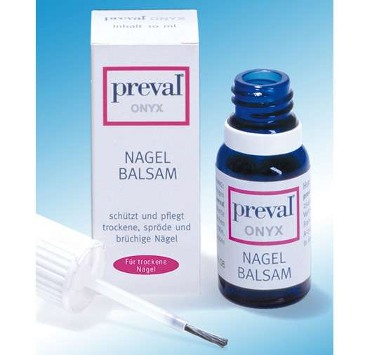 Balsam Preval Onyx sorgt für stilsichere Nägel