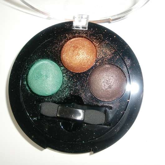 "essence ""Return to Paradise"" Lidschatten Palette, Farbe: 02 Palm Tree Party"