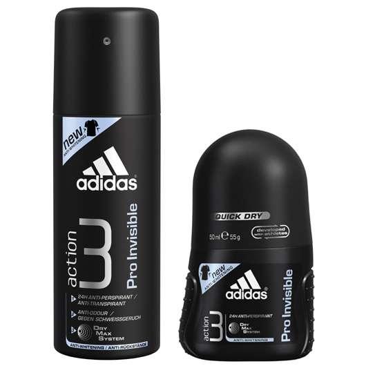action 3 Pro Invisible von adidas