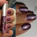 """agnès b. Mini b. """"Magnet-Kollektion"""" Nagellack, Farbe: Prune Galaxie"""