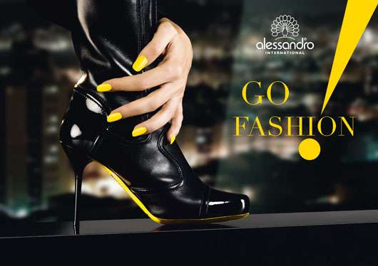alessandro Go Fashion!