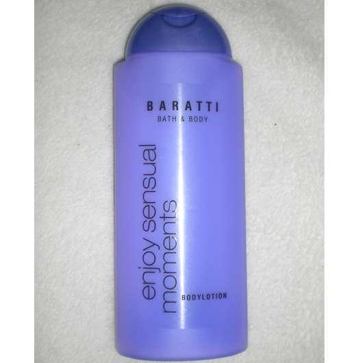 """Baratti Bath & Body """"enjoy sensual moments"""" Bodylotion"""