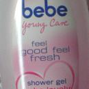 bebe Young Care feel good feel fresh shower gel (bebe lovely)