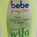bebe Young Care feel good feel fresh shower gel (bebe wild)