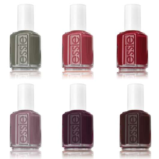"essie Herbst Look 2010 ""Fall into Fashion"""