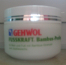 GEHWOL FUSSKRAFT Bambus-Peeling