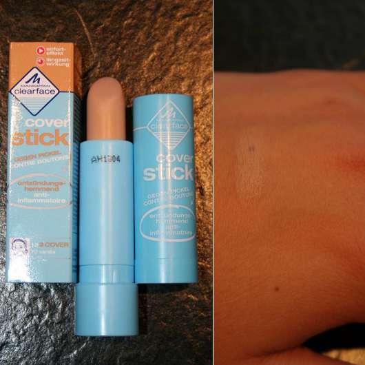 Mascara makeup foundation