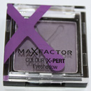 Max Factor Colour X-Pert Eyeshadow, Farbe: Velvet Violet