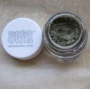 Models Own Powder Eyeshadow, Farbe: metallic olive