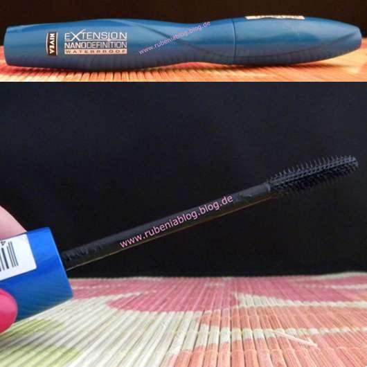 Nivea Extension Nanodefinition Mascara waterproof