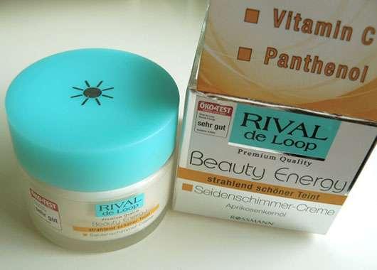 "Rival de Loop Beauty Energy Seidenschimmer-Creme ""Beauty Energy"""