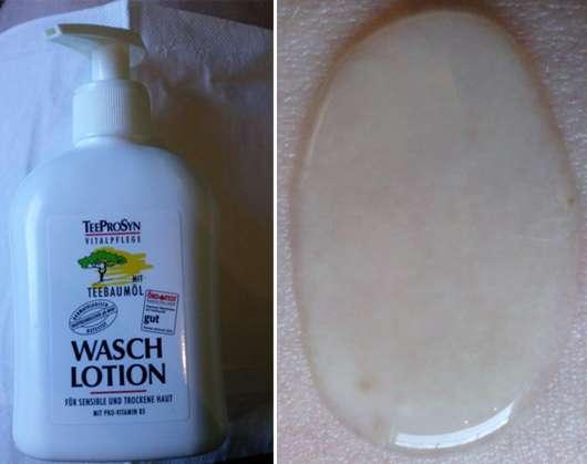 TeeProSyn Waschlotion mit Teebaumöl (für sensible und trockene Haut)