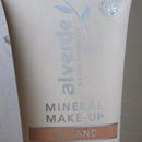 alverde Mineral Make-up, Farbe: 05 Sand