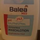 Balea MED Seifenfreie Waschlotion für empfindliche Haut