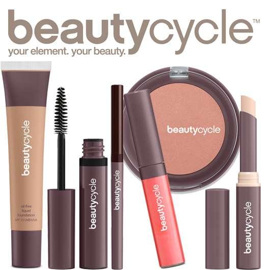 3 x 1 beautycyle Colour Package zu gewinnen