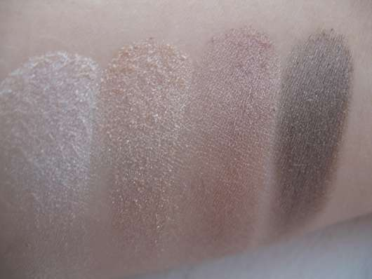 Catrice Soft Eyeshadow Quartett, Farbe: 090 Chocolate Temptation