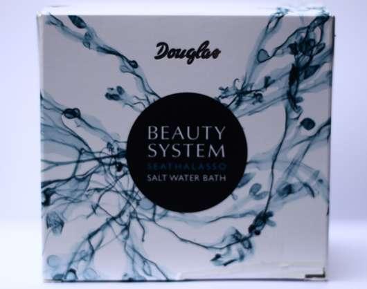Douglas Beauty System SEATHALASSO Beruhigendes Salzwasserbad