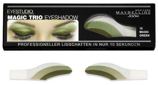 Maybelline Jade Eyestudio Magic Trio Eyeshadow