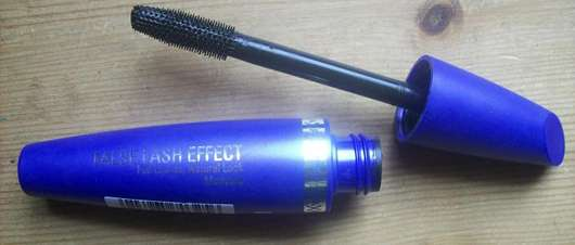 Max Factor False Lash Effect Full Lashes, Natural Look Mascara, Farbe: Black