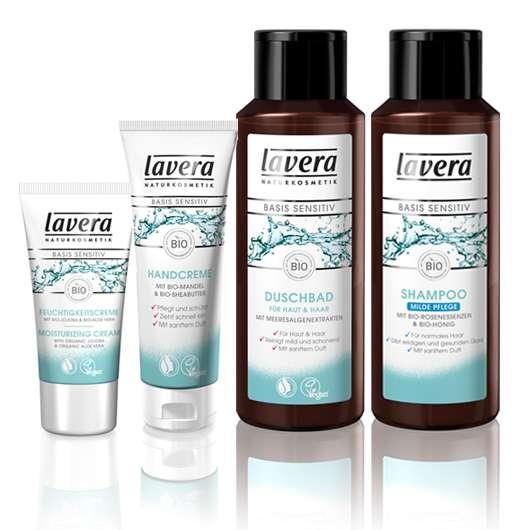 lavera basis sensitiv – milde Schutzpflege für die ganze Familie