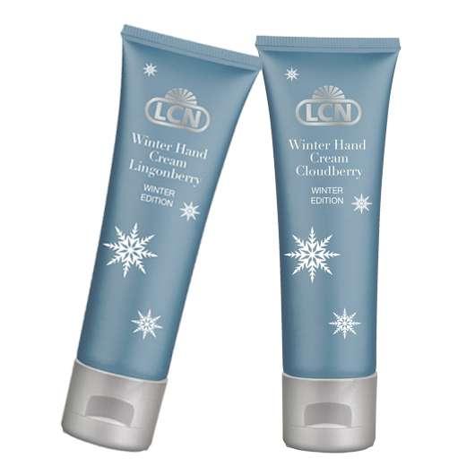 LCN Winter Hand Creams Lingonberry und Cloudberry