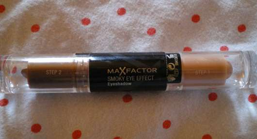 Max Factor Smoky Eye Effect Eyeshadow, Farbe: Bronze Haze