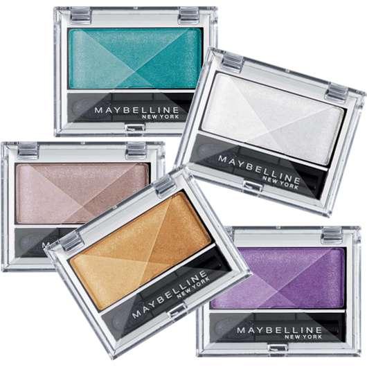 Neue Farben: Eyestudio Lidschatten von Maybelline Jade
