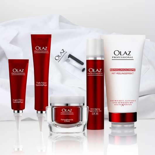 Effektiver Peptid-Vitamin-Cocktail von Olaz Professional