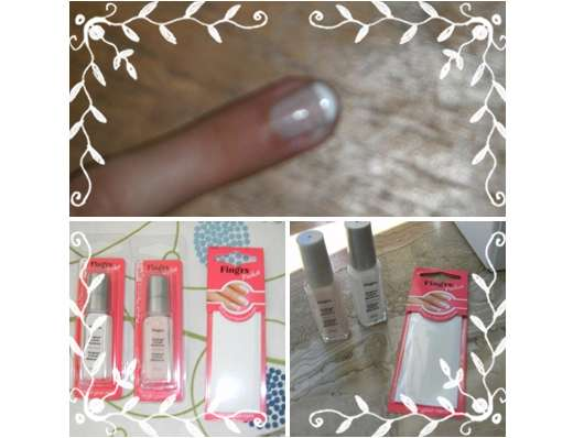 Fing'rs Pocket Line French Manicure Set