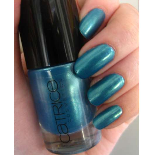 Catrice Ultimate Nail Laquer, Farbe: 260 Blue's Brother