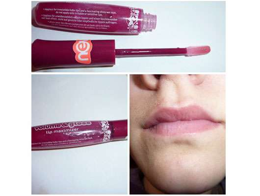 essence volume & gloss lip maximizer, Farbe: 003 air kiss