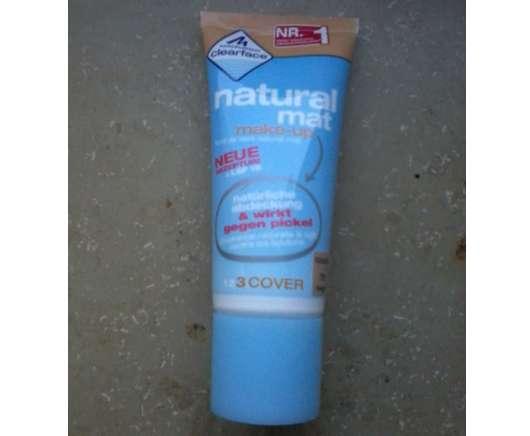 <strong>MANHATTAN CLEARFACE</strong> Natural Mat Make-up - Nuance: 75 Beige
