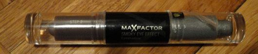 Max Factor Smoky Eye Effect Eyeshadow, Farbe: Silver Storm