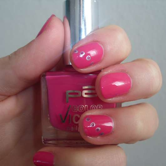 p2 Color Victim Nail Polish, Farbe: 260 drama