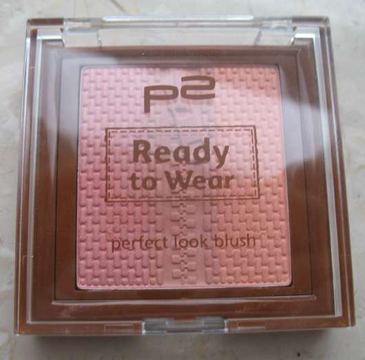 p2 Ready to Wear Perfect Look Blush, Farbe: 010 silky touch