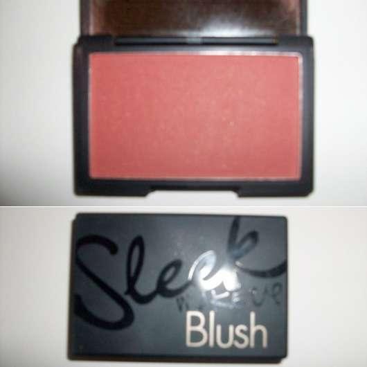 test rouge blush sleek makeup blush farbe coral testbericht von pfirsichsmoothie. Black Bedroom Furniture Sets. Home Design Ideas