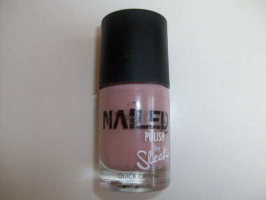 "Sleek MakeUP ""Nailed"" Nail Polish, Farbe: Bare 35"