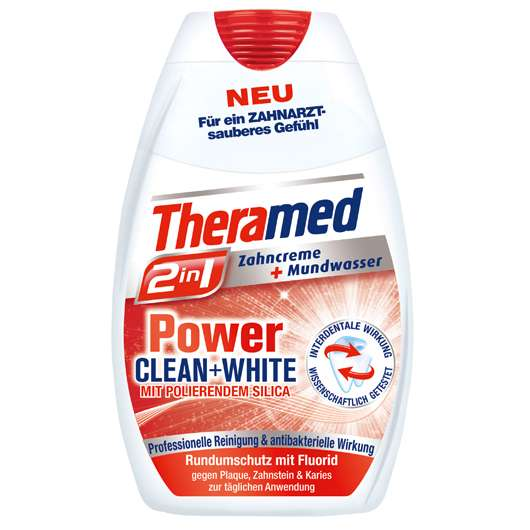 Theramed Power Clean & White
