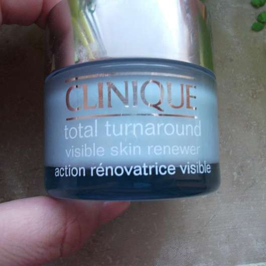 Clinique Total Turnaround Visible Skin Renewer