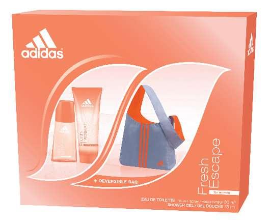 Gewinne 3 x 1 adidas Fresh Escape X-Mas Set